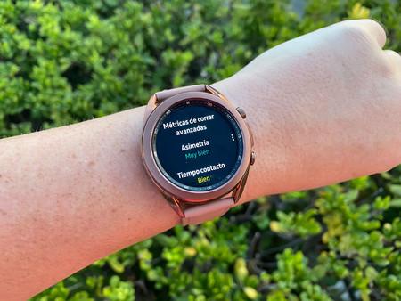 Samsung Galaxy Watch 3 Ejercicio 01