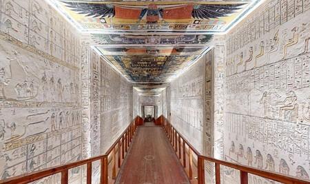 Egipto a golpe de click y a vista de zoom: visita virtualmente algunas maravillas de esta civilización