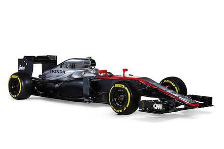 Fórmula 1: El esperado McLaren MP4-30 ya está aquí