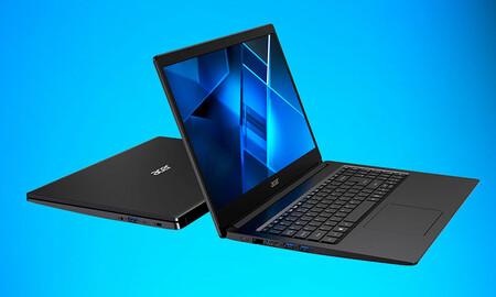 En eBay tienes este portátil de gama media más barato que en ninguna otra tienda: Acer Extensa EX215-52-59JR por 489 euros