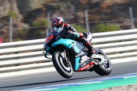 Quartararo Jerez Motogp 2020