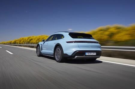 Porsche Taycan Cross Turismo Prueba Contacto 69