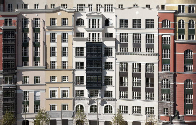 Edificio De Viviendas Bilbao Stotherm 1