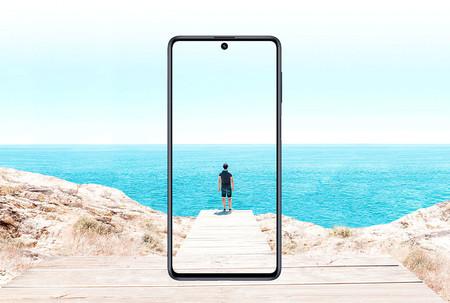 Samsung Galaxy M51 Diseno Caracteristicas Tecnicas