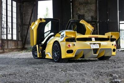 Edo Competition Ferrari ZXX