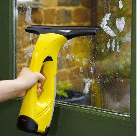 WV50 hielo en puerta