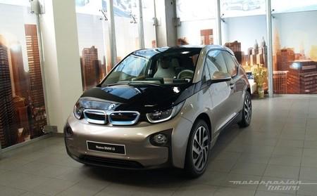 El BMW i3 es el coche eléctrico más vendido de Alemania en lo que va de año
