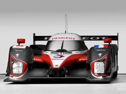 Peugeot sopesa abandonar las Le Mans Series