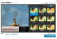 Slide.ly, crea presentaciones fáciles importando tus fotos de Flickr, Instagram, Facebook y otros