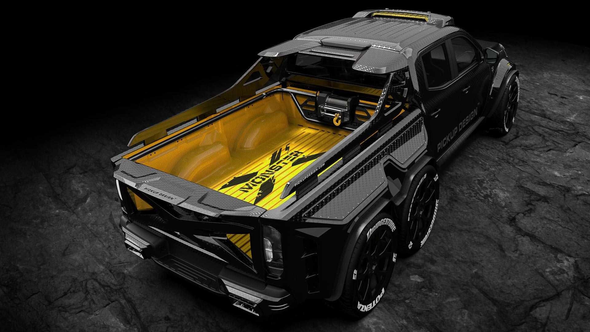 Foto de Mercedes-Benz Clase X Exy Monster X Concept (6/7)