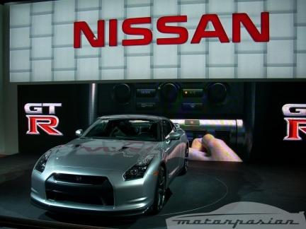 Nissan en el Salón de Madrid : nuevo Murano, GT-R y Cube Denki