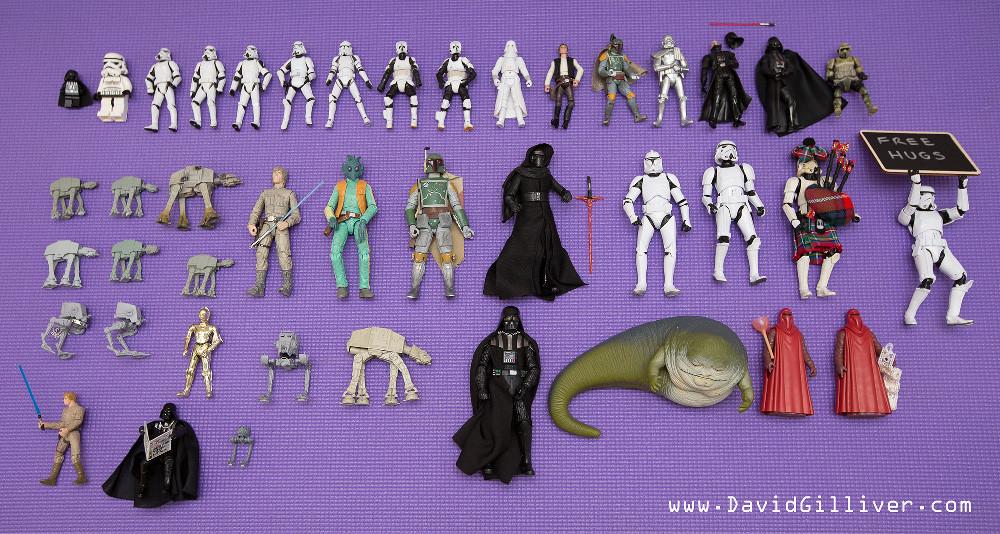 Star Wars Photography David Gilliver 6
