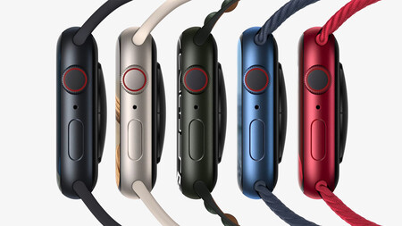 Apple Watch Series7 Availability Aluminum 10052021