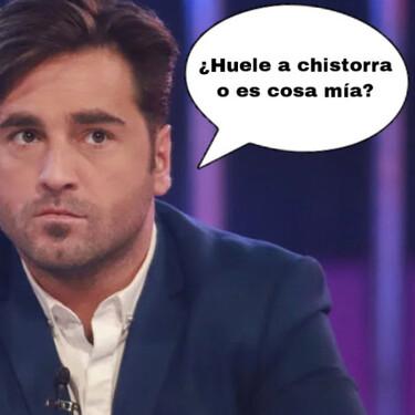 David Bustamante confiesa su problema con la comida en 'El Show de Bertín': estos son los kilos que ha engordado
