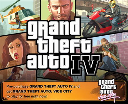 Compra 'GTA IV' a través de Steam y llévate gratis 'GTA: Vice City'