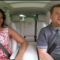 Michelle Obama se suelta el pelo y protagoniza el mejor 'Carpool Karaoke' EVER