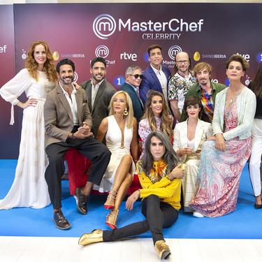 Poco pan y mucho circo en el histriónico estreno de MasterChef celebrity 3, que ya tiene primer expulsado