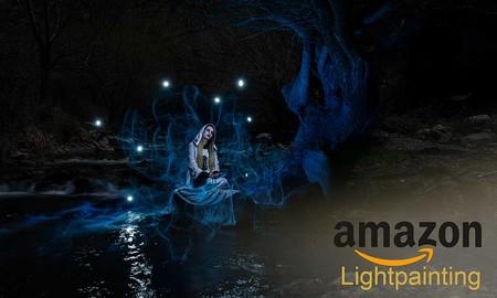 Hoy en Amazon, los aficionados al lightpainting tienen 5 ofertas del día de lo más luminoso