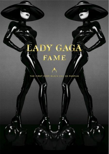 Nuevas imágenes de Fame, el perfume de Lady Gaga