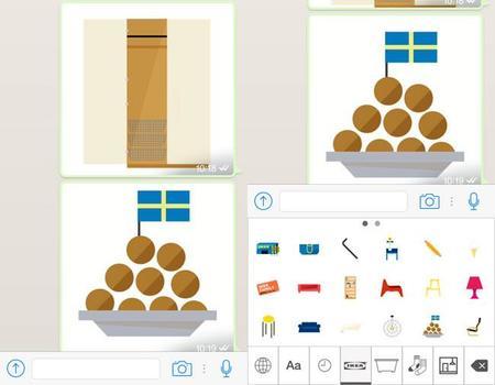 Ikea Emoticonos 2