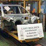 Holden se une a Ford y Toyota, cerrará sus puertas en Australia