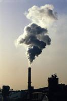 España redujo un 4% las emisiones de gases de efecto invernadero en 2006