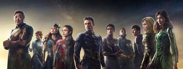 'Eternals' es la película más emocional de Marvel: un espectáculo con el toque de Chloé Zhao pero sin la chispa suficiente para cautivar
