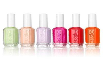 Los nuevos colores de Essie para esta primavera 2012