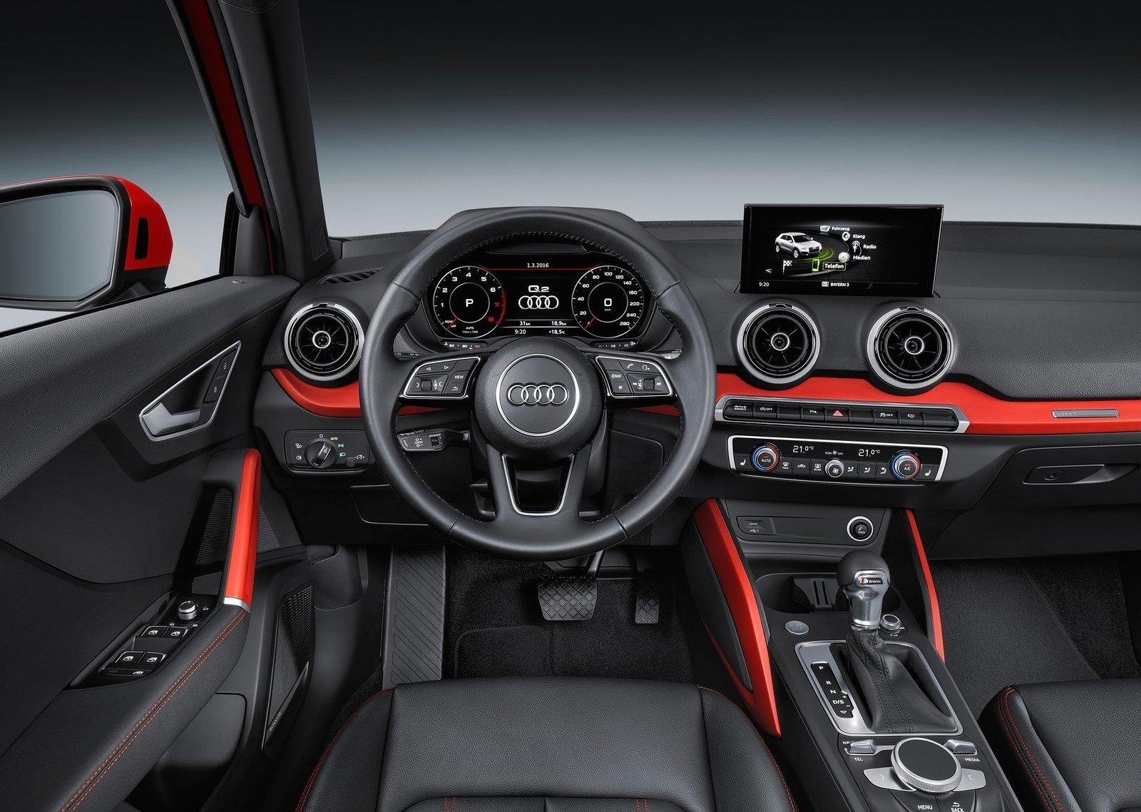 Audi Q2 50 65