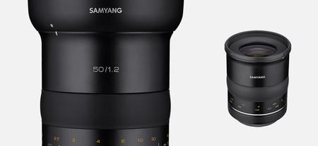 Samyang XP 50mm F1.2 EF, nueva óptica de calidad y gran luminosidad para réflex full frame de Canon