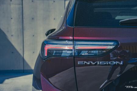 Buick Envision Avenir 2021 Prueba De Manejo Opiniones Mexico 32