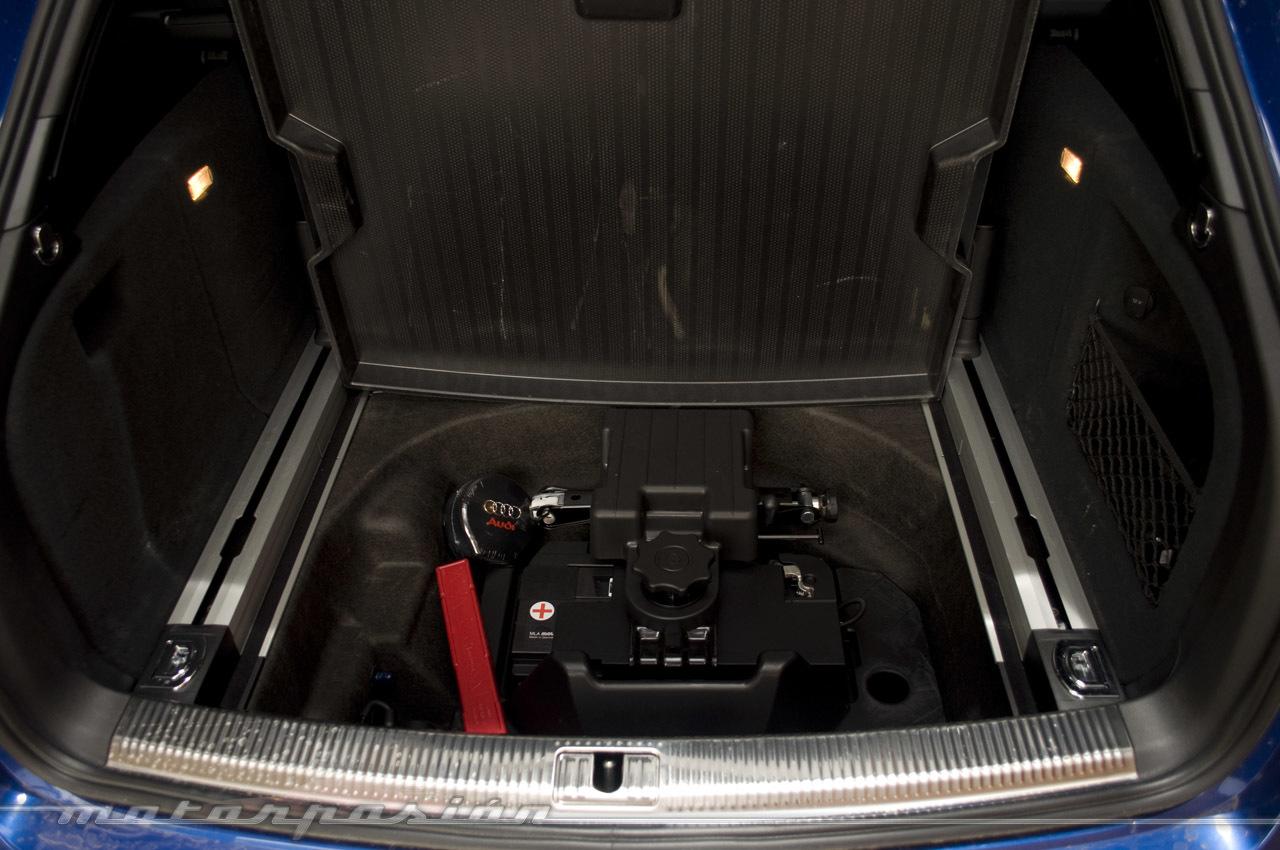 Foto de Audi RS4 Avant (prueba) (43/56)