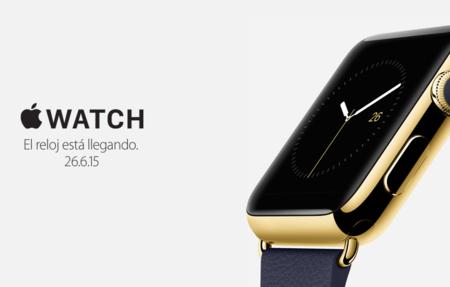 Finalmente el Apple Watch aterriza en México el próximo 26 de junio