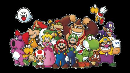 Nintendo podría llevar sus populares personajes a los smartphones.