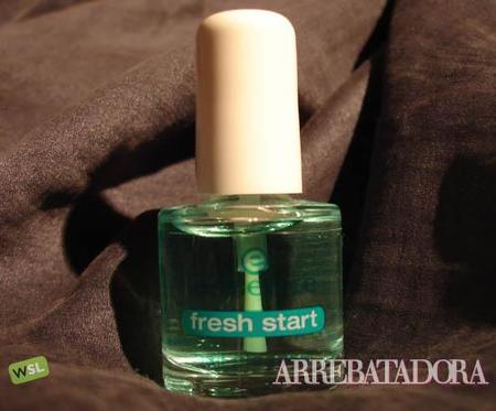 Probamos Fresh Start de Essence