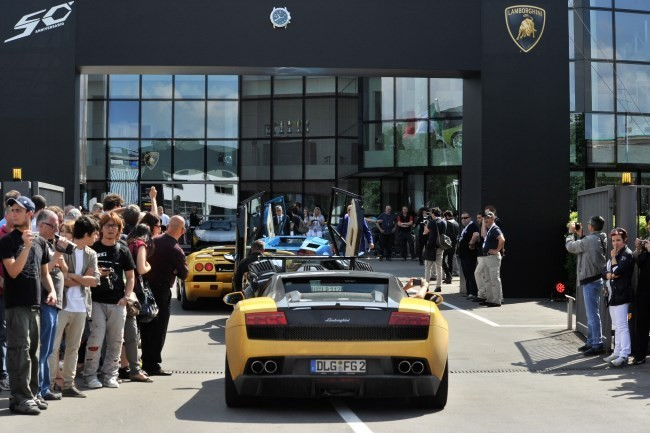 Lamborghini Grande Giro