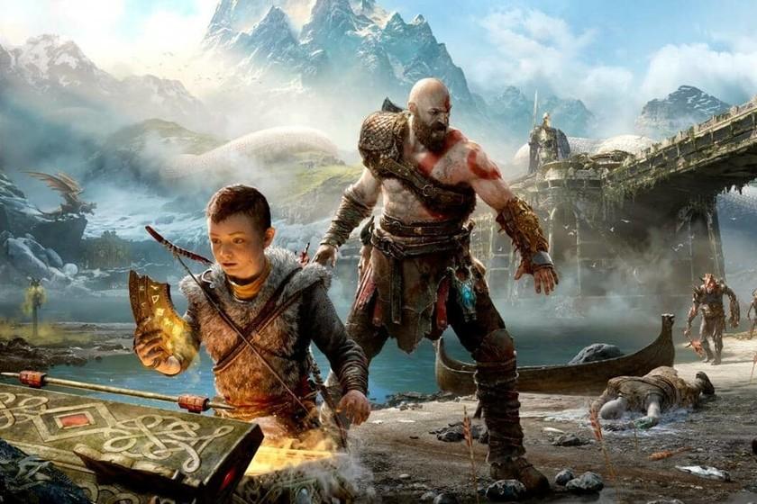 God of War por 30 euros, Resident Evil 7 por 15 euros y más ofertas en nuestro Cazando Gangas