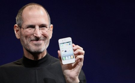 Steve Jobs iPhone Apple