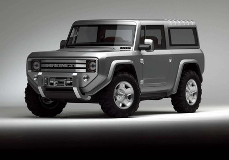 Ford Bronco Concept 2004 1280 04