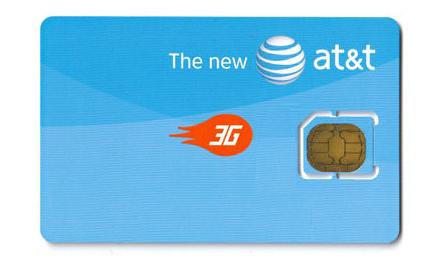 Las tarjetas Micro-SIM del iPad