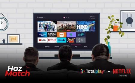 Totalplay le hace frente a Telmex en México y estrena 'Match', paquetes con Netflix incluido en doble o triple play desde 542 pesos
