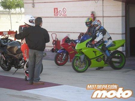 Kawasaki en circuito de Albacete