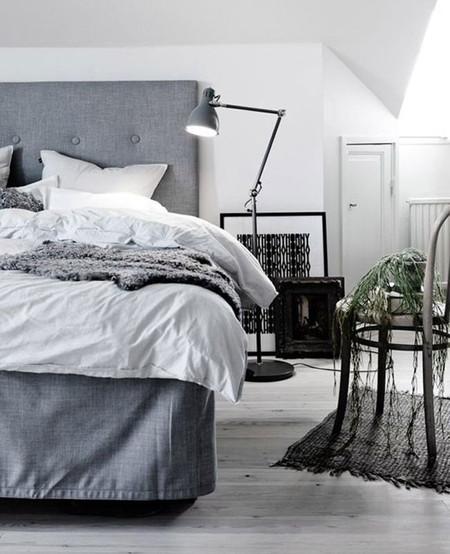 7 ideas para crear un dormitorio en gris for Crear dormitorio virtual