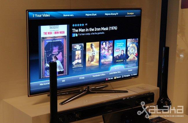 Televisor Smart TV