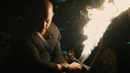 Vin Diesel Espada El Ultimo Cazador De Brujas