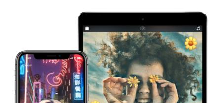 Clips 2.0: Apple nos demuestra el potencial de la cámara TrueDepth del iPhone X con su app para hacer videos