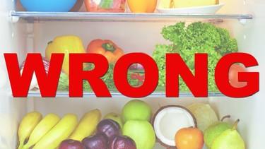 Ingredientes que nunca debes de refrigerar
