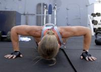 Flexiones pliométricas. Potencia para brazos y pecho