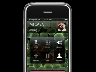 iPhone: ¿llamas o no a casa?