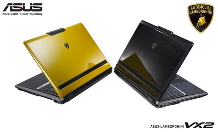 ASUS-Lamborghini VX2 presentado